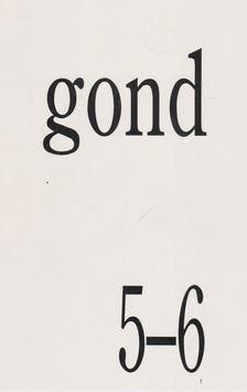 Vajda Mihály - Gond 5-6 [antikvár]