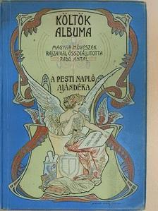 Ábrányi Emil - Költők albuma [antikvár]