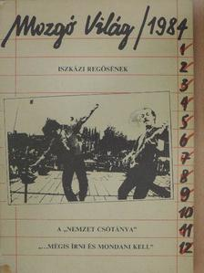 Albert Goldman - Mozgó Világ 1984. december [antikvár]