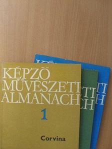 Bálint Endre - Képzőművészeti Almanach 1-3. [antikvár]
