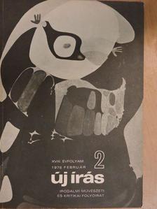 Bata Imre - Új Írás 1978. február [antikvár]
