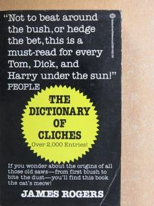 The dictionary of cliches [antikvár]