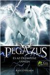 Pegazus és az Olümposz lángja - PUHA BORÍTÓS