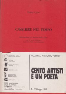 Franco Cajani - Cavaliere nel Tempo [antikvár]
