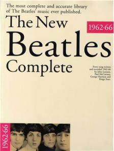 JOH-PAUL-GEORGE-RINGO. THE ONLY COMPLTE AND ACCURATE FOLIO OF THE BEATLES' MUSIC EVER PUBL. 1962-66.