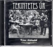 TEKINTETES ÚR - KÍNOS TÖRTÉNETEK CD