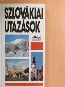 Szombathy Viktor - Szlovákiai utazások [antikvár]