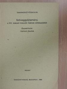 Albert Samain - Szöveggyűjtemény a XIX. század második felének költészetéből [antikvár]