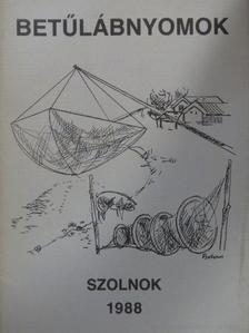 Donkó László - Betűlábnyomok [antikvár]