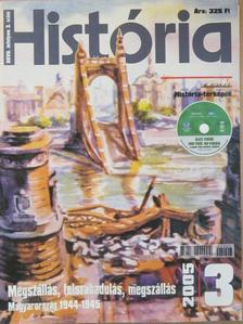 Haraszti György - História 2005/3. [antikvár]