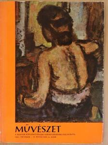 Halász László - Művészet 1961. október [antikvár]