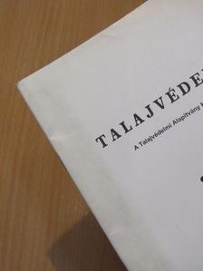 Dormán László - Talajvédelem 1997/1-4. [antikvár]