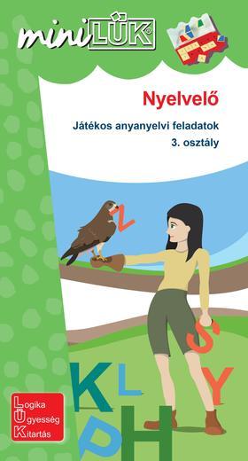 ldi535 - Nyelvelő - Játékos anyanyelvi feladatok  3. osztály  - miniLÜK