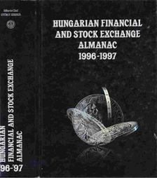 Kerekes György - Hungarian Financial and Stock Exchange Almanac 1996-1997 I. kötet [antikvár]