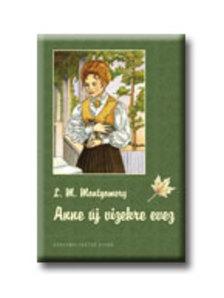 MONTGOMERY, L.M. - Anne új vizekre evez - KEMÉNY BORÍTÓS