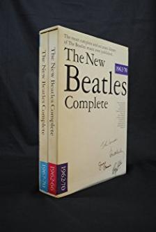 JOH-PAUL-GEORGE-RINGO. THE ONLY COMPLTE AND ACCURATE FOLIO OF THE BEATLES' MUSIC EVER PUBL. 1962-70.