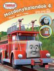 Thomas Mozdonykalandok 4. Flynn, Hiro és Toby