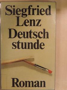 Siegfried Lenz - Deutschstunde [antikvár]