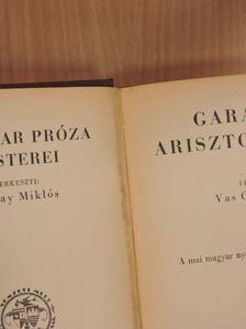 Vas Gereben - Garasos arisztokrácia [antikvár]