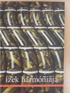 Czobor Sándorné - Ízek harmóniája [antikvár]