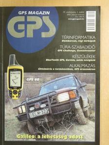 Fehér Gabriella - GPS magazin 2005. február-március [antikvár]