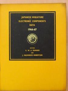 Japanese Miniature Electronic Components Data 1966-7 [antikvár]