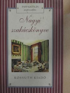 Papp Katalin - Nagyi szakácskönyve [antikvár]