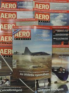 Kiss György - Aero Magazin 2015. (nem teljes évfolyam) [antikvár]