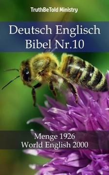 TruthBeTold Ministry, Joern Andre Halseth, Hermann Menge - Deutsch Englisch Bibel Nr.10 [eKönyv: epub, mobi]