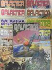 A. E. Van Vogt - Galaktika 77-87. (nem teljes évfolyam) [antikvár]