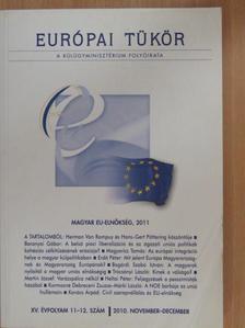 Barabás Miklós - Európai Tükör 2010. november-december [antikvár]