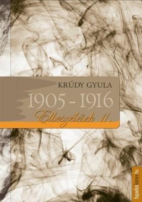KRÚDY GYULA - Elbeszélések 1905-1916 [eKönyv: epub, mobi]