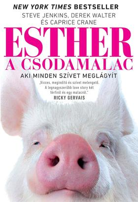 Steve Jenkins, Derek Walter - Esther, a csodamalac