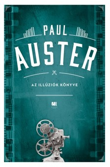 Paul Auster - Az illúziók könyve [eKönyv: epub, mobi]