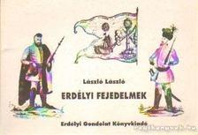 László László - Erdélyi fejedelmek [antikvár]