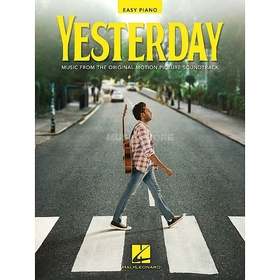 LENNON / McCARTNEY - YESTERDAY. MUSIC FROM THE ORIGINAL MOTION PICTURE SOUNDTRACK. EASY PIANO