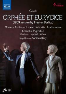 GLUCK, - ORPHÉE ET EURYDICE DVD PICHON