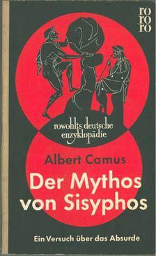 Albert Camus - Der Mythos von Sisyphos [antikvár]