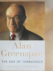 Alan Greenspan - The Age of Turbulence [antikvár]