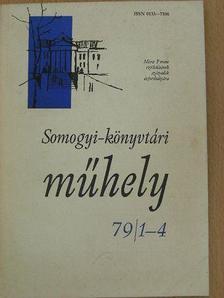 Apró Ferenc - Somogyi-könyvtári Műhely 79/1-4. [antikvár]