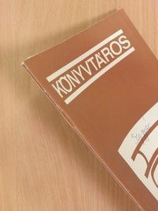 Arató Antal - Könyvtáros 1977. augusztus [antikvár]