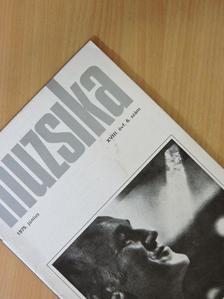 Bánó András - Muzsika 1975. június [antikvár]