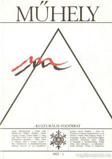 Villányi László - Műhely 1992. XV. évf. (hiányos) [antikvár]