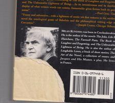 Milan Kundera - Immortality [antikvár]