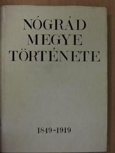 Horváth István - Nógrád megye története II. [antikvár]