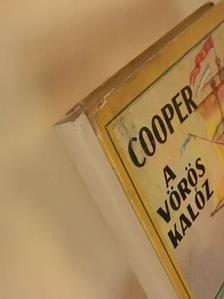 James Fenimore Cooper - A vörös kalóz [antikvár]