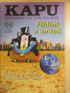 Csapó Endre - Kapu 1998/10. [antikvár]