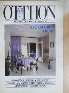 Czeglédi Cecília - Az Otthon 1992/5. [antikvár]