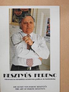 Szarvas János - Kesztyűs Ferenc (aláírt példány) [antikvár]