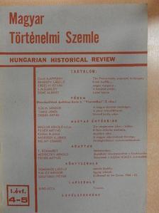 Andrássy K. J. - Magyar Történelmi Szemle 1970. június-augusztus [antikvár]